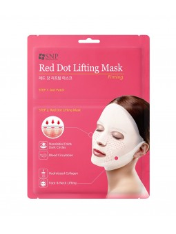 SNP Red Dot Lifting Mask -...