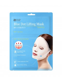 SNP Blue Dot Lifting Mask -...